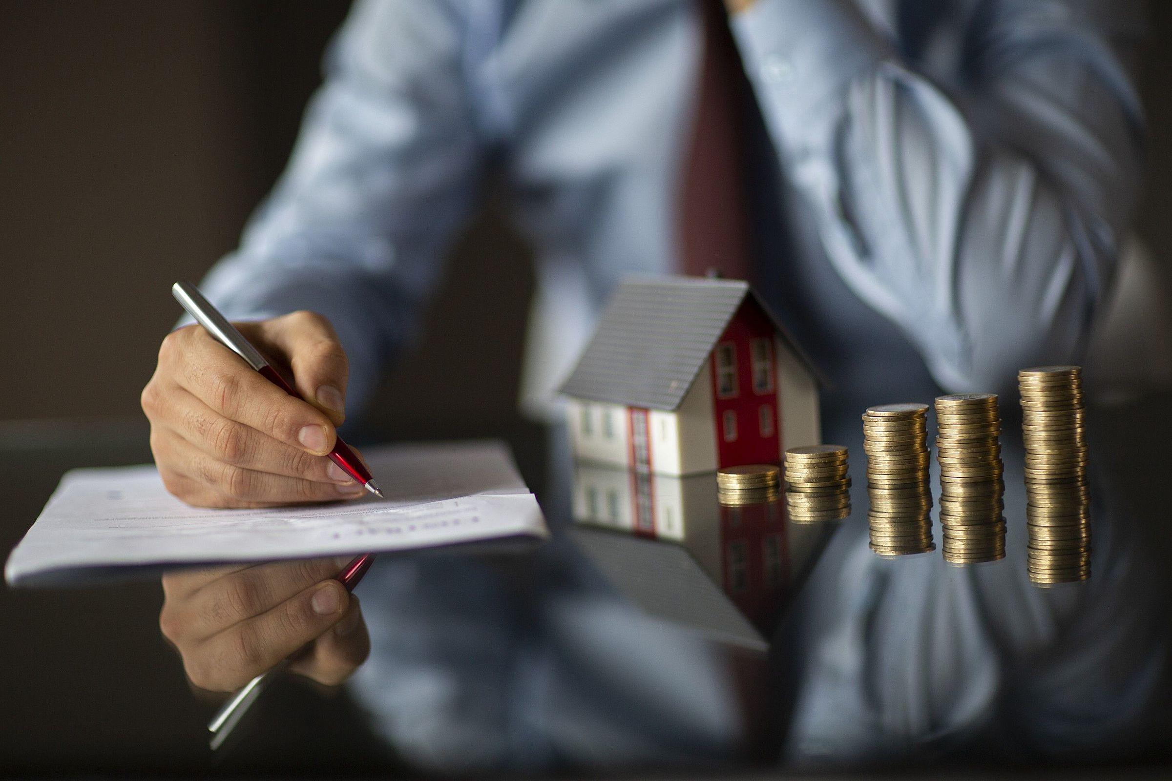 Como fazer empréstimo com garantia de imóvel para negativado?
