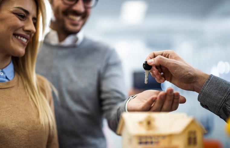 Quando acontece a entrega das chaves do imóvel?